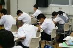 平成23年度 体験入学(大利中学校)【13】