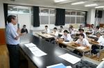 平成23年度 体験入学(大利中学校)【22】