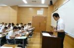 平成23年度 体験入学(平野中学校)【13】