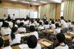 平成23年度 体験入学(平野中学校)【20】