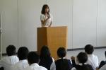 福岡教育大学 教養学部1年 武井 千紘さん