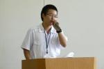 防衛大学校 理工学部1年 阿部 太郎さん