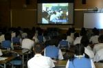 平成23年度 体験入学(春日東中学校)【5】