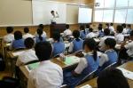 平成23年度 体験入学(春日東中学校)【6】