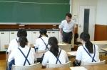 平成23年度 体験入学(天拝中学校)【2】