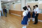 平成23年度 体験入学(天拝中学校)【4】