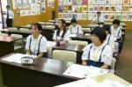 平成23年度 体験入学(天拝中学校)【11】