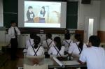 平成23年度 体験入学(天拝中学校)【14】