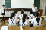 平成23年度 体験入学(天拝中学校)【17】