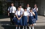 平成23年度 体験入学(天拝中学校)【18】
