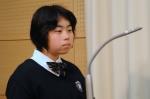 入選 中学2年A組 緒方望姫さん