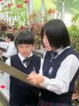 平成24年度 校外スケッチ<中学2年生>【17】