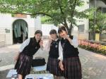 平成24年度 校外スケッチ<中学2年生>【18】