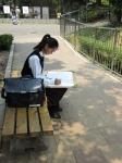 平成24年度 校外スケッチ<中学2年生>【4】