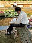 平成24年度 校外スケッチ<中学2年生>【5】