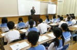 平成24年度 体験入学<三輪中学校>【2】