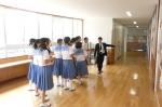 平成24年度 体験入学<三輪中学校>【6】