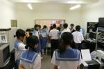 平成24年度 体験入学<三輪中学校>【7】