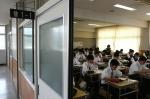 平成24年度 体験入学<三輪中学校>【8】