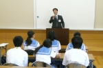 平成24年度 体験入学<三輪中学校>【22】