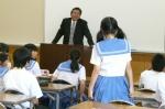 平成24年度 体験入学<三輪中学校>【29】