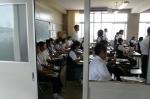 平成24年度 体験入学<大野中・夜須中・太宰府中>【15】