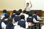 平成24年度 体験入学<大野中・夜須中・太宰府中>【28】