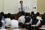 平成24年度 体験入学<大野中・夜須中・太宰府中>【33】