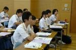 平成24年度 体験入学<日佐中学校・老司中学校・春日中学校>【8】