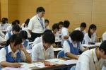 平成24年度 体験入学<日佐中学校・老司中学校・春日中学校>【9】