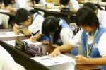 平成24年度 体験入学<日佐中学校・老司中学校・春日中学校>【21】