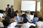 平成24年度 体験入学<日佐中学校・老司中学校・春日中学校>【30】