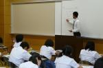 平成24年度 体験入学<甘木中学校>【10】