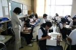 平成24年度 体験入学<甘木中学校>【13】
