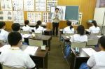 平成24年度 体験入学<甘木中学校>【19】
