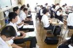 平成24年度 体験入学<筑山中学校>【17】