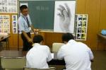 平成24年度 体験入学<筑山中学校>【21】