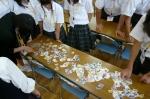 平成24年度 体験入学<筑山中学校>【25】