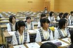 平成24年度 体験入学<宇美中学校>【4】