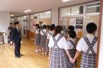 平成24年度 体験入学<宇美中学校>【11】