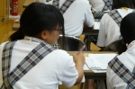 平成24年度 体験入学<宇美中学校>【26】