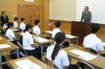 平成24年度 体験入学<三国中学校>【2】