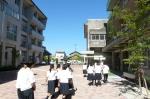 平成24年度 体験入学<三国中学校>【10】