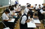 平成24年度 体験入学<三国中学校>【13】