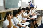 平成24年度 体験入学<三国中学校>【15】