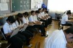 平成24年度 体験入学<三国中学校>【16】