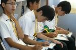 平成24年度 体験入学<三国中学校>【17】