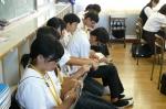 平成24年度 体験入学<三国中学校>【18】