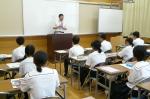 平成24年度 体験入学<三国中学校>【19】