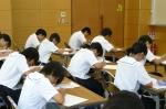 平成24年度 体験入学<三国中学校>【20】